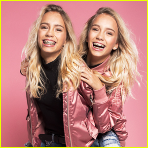 Lisa & Lena Are So Thankful For Their Major Milestone on Musical.ly (Exclusive)