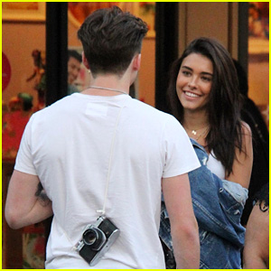 Madison Beer Looks at Brooklyn Beckham With So Much Joy!