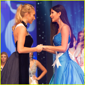 Miss Teen USA 2017 Sophia Dominguez-Heithoff Had The Sweetest Moment with Miss Teen Oregon Vanessa Matheson (Exclusive)
