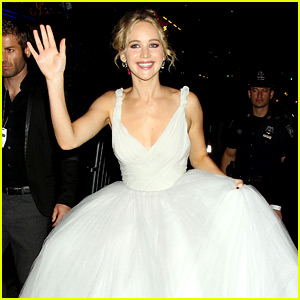 Jennifer Lawrence Is a Dream in Dior at 'mother!' NYC Premiere!