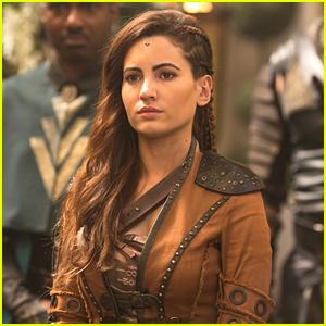 'Shannara Chronicles' Ivana Baquero Wants A Third Season of The Show For This Reason