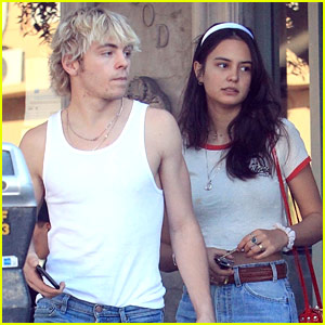 Courtney and ross lynch Is ross