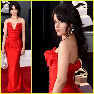 TESTING: Camila Cabello at the Grammys