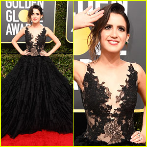 Laura Marano Is Ready To Host Golden Globes 2018 Red Carpet