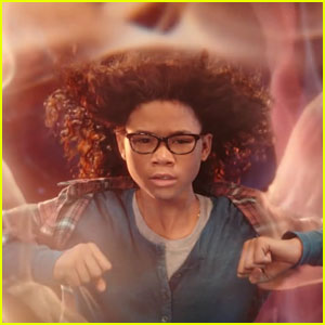 Storm Reid Searches For Father In New 'A Wrinkle In Time' Trailer - Watch!