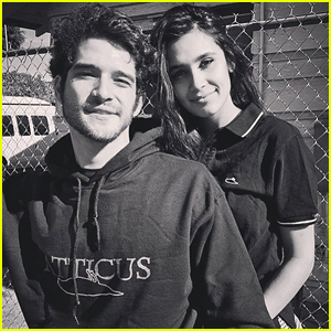 Tyler Posey Gets Real About Getting Serious with Girlfriend Sophia Taylor Ali