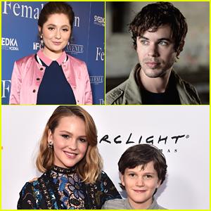 Emma Kenney, Talitha & Gabriel Bateman Join 'Robert The Bruce' Scottish Epic Film