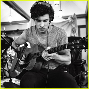 Shawn Mendes Teases His Third Album Could Be Done With Shirtless Pic