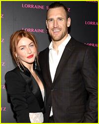 Julianne Hough's Husband Brooks Laich Gushes About Her In The Sweetest Way