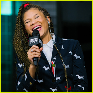 'A Wrinkle in Time's Storm Reid Isn't Concerned About Her Newfound Fame