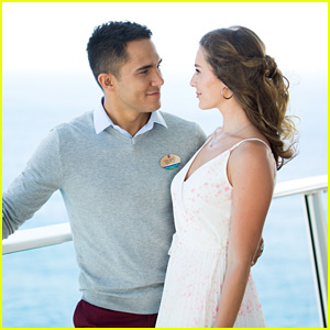 Get All The Details On Alexa & Carlos PenaVega's New Movie, 'Love at Sea'!