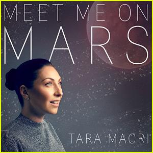 Singer Tara Macri Drops 'Meet Me on Mars' - Watch The Music Video Here!