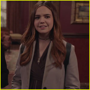 Bailee Madison Uncovers a Mayor-Related Mystery in 'Good Witch' Sneak Peek (Video)