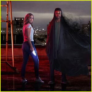 Olivia Holt & Aubrey Joseph To Bring 'Cloak & Dagger' Panel & Signing at Comic-Con 2018