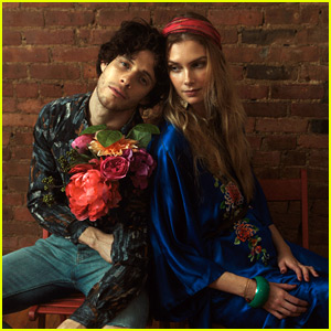 Stitchers' Emma Ishta & Kyle Harris Reunite For 'Rogue' Mag's Stunning Fashion Feature