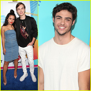 The Fosters' Noah Centineo & Hayden Byerly Hit Wango Tango 2018 Ahead of Series Finale Event