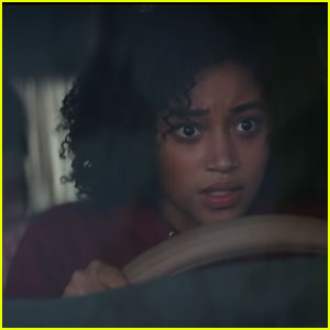 Amandla Stenberg Takes the Wheel in First 'Darkest Minds' Clip - Watch Now!