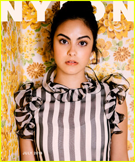 Camila Mendes Reveals Why She Decided To Open Up About The Big Issues On Social Media