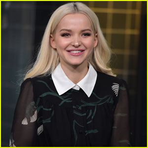 Dove Cameron Is The Happiest She's Been In Years!