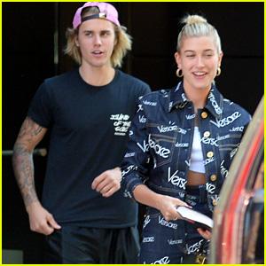 Hailey Baldwin Opens Up About Engagement & Justin Bieber's Mustache!
