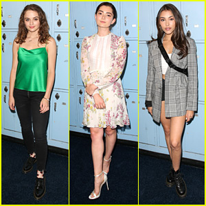 Joey King Goes Back To 'Eighth Grade' at Premiere in Los Angeles