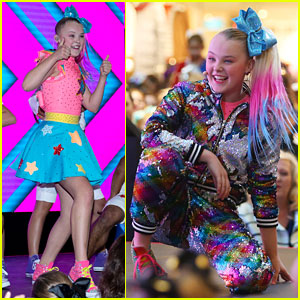 JoJo Siwa Fans Camp Out From 4am to Watch Her Sydney Concert!