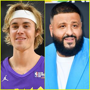 Jusitn Bieber Teams Up with DJ Khaled for 'No Brainer' - Listen Now!