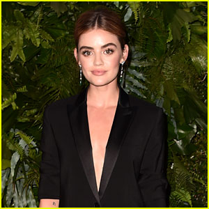 Lucy Hale Gets Tattoo of Grandmother's Handwriting on Her Arm