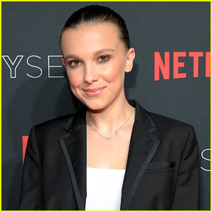 Millie Bobby Brown Is The 'Happiest Girl' As She Shows Off Healing Kneecap Injury