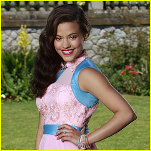 Sarah Jeffery is 'Grateful' To Play Audrey in 'Descendants 3' As She Wraps Up Filming