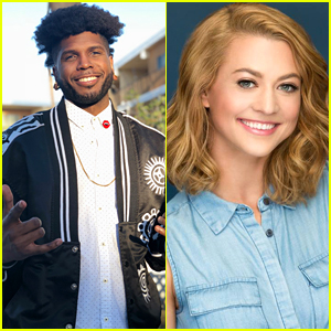 Cyrus 'Glitch' Spencer & Lauren Froderman Join 'SYTYCD' Live Tour 2018 (Exclusive)