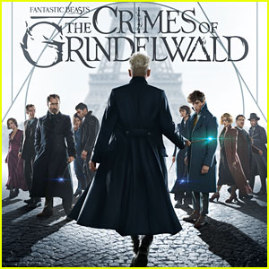'Fantastic Beasts 2' Drops New Artwork Featuring Grindelwald & More!