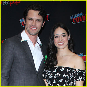 Is nathan parsons girlfriend
