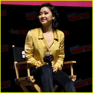 Lana Condor Compares Her 'Deadly Class' Character to Lara Jean!