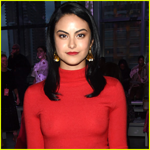 Camila Mendes Talks About Dealing With Online Trolls & Being Authentic To Herself on Social Media