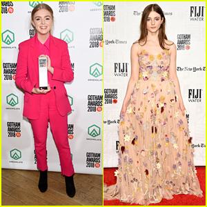Elsie Fisher Picks Up Breakthrough Actor Prize For 'Eighth Grade' at Gotham Awards 2018