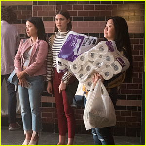 The First Pics From 'Good Trouble' Were Just Released!