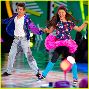 Kenzie Ziegler Goes Back To The 80s With Jazz Number on 'DWTS Juniors' Tonight - Watch Now!