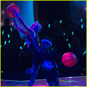 Miles Brown Recreates 'Space Jam' With Rylee Arnold on 'DWTS Juniors' - Watch His Performance!