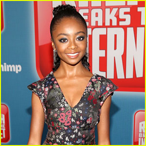 Skai Jackson Shares Exciting Update About New Book 'Reach for the Skai!'