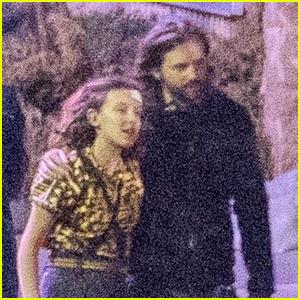 The Cast of 'Stranger Things' Films Scenes for Season 3 Finale!