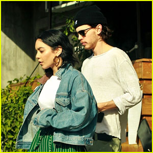 Vanessa Hudgens Grabs Lunch With Austin Butler as 'Princess Switch' Hits Netflix!