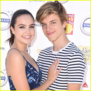 Alex Lange Told Bailee Madison He Loved Her The Very First Time They Met