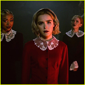 'Chilling Adventures of Sabrina' Season 1 Part 2 Is 'More Fun' & Will See Sabrina 'Exploring Her Witch Side'