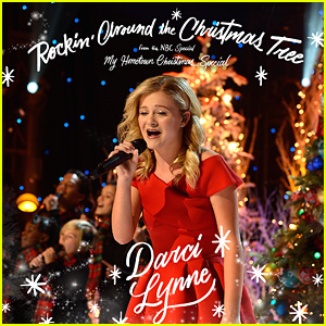 Darci Lynne Drops First Holiday Single Ever - Listen to 'Rockin' Around The Christmas Tree' Now!