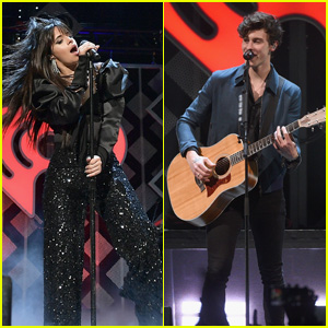Camila Cabello & Shawn Mendes Hit the Stage at Q102 Jingle Ball 2018!