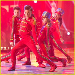 Mackenzie Ziegler & Sage Rosen are Toy Soldiers For DWTS Juniors Finale - Watch Now!