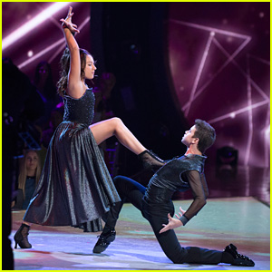 Mackenzie Ziegler Delivered So Much Power in Her Paso Doble on 'DWTS Juniors' Semi-Finals - Watch Now!