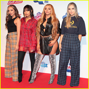 Little Mix Slay Capital FM's Jingle Bell Ball 2018 - Watch Their Performances Here!