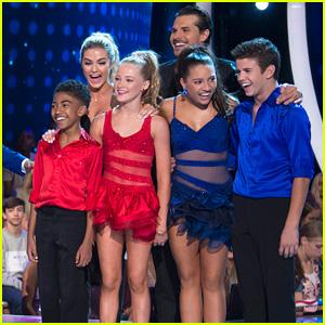 Mackenzie Ziegler & Miles Brown Were Amazing In Their Team Dance on 'DWTS Juniors' Semi-Finals - Watch Here!